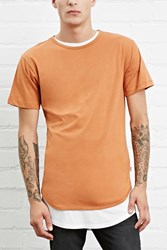 Forever 21 Eptm. High Low Tee