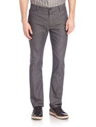 John Varvatos Woodward Fit Jeans Dark Grey