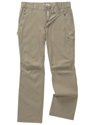 Craghoppers Kiwi Pro Stretch Active Trousers Taupe