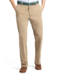 Izod Saltwater Straight Fit Chino Pants Dusty Gravel
