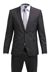 Strellson Premium Allen Slim Fit Suit Black