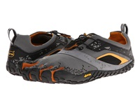 Vibram Fivefingers Spyridon Mr Grey Orange Men's Running Shoes Gray