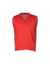 Bramante Cardigans Red