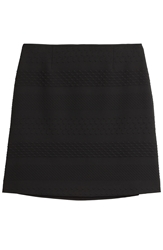 Hugo Relini Stretch Mini Skirt
