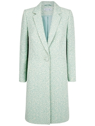 Fenn Wright Manson Lupine Coat Blue Cream