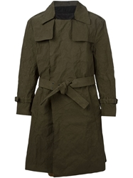 A.F.Vandevorst '151 Metal' Trench Coat