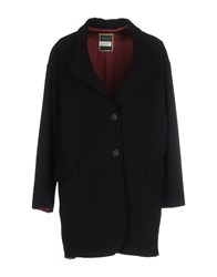 Ottod'ame Coats And Jackets Coats Women Black