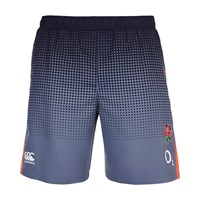 Canterbury Of New Zealand England Vapordri Gym Short Grey