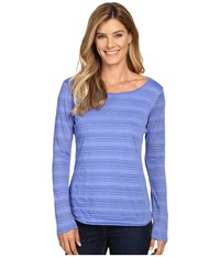 Prana Anelia Top Bluebell Women's Clothing