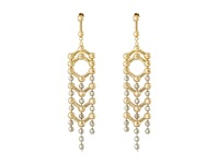 Giles And Brother Apache Two Tone Drop Earrings