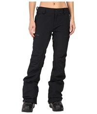 Volcom Snow Knox Insulated Gore Tex Pants Black Women's Casual Pants
