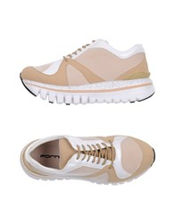 Fornarina Footwear Low Tops And Trainers Women Beige
