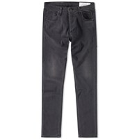 Rag And Bone Standard Issue Skinny Jean Grey