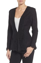 Cupcakes And Cashmere Women's Tess Lace Blazer