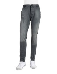 Strellson Robbie Stright Leg Jeans Grey