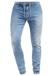 Pepe Jeans Slack Relaxed Fit Jeans Z25 Light Blue