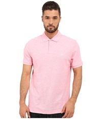 Original Penguin Daddy O Polo Pink Icing Men's Short Sleeve Pullover