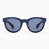 J.Crew Sam Sunglasses Navy