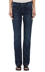 Helmut Lang Women's Relaxed Tapered Jeans Navy