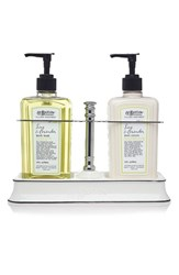C.O. Bigelow Hand Wash And Lotion Caddy 58 Value Lime Coriander