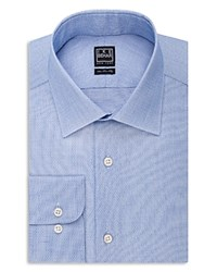 Ike Behar Fancy Classic Fit Dress Shirt Powder Blue