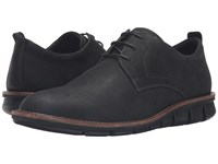 Ecco Jeremy Hybrid Tie Black Men's Shoes