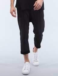 D By D Velvet Hem Cropped Pants