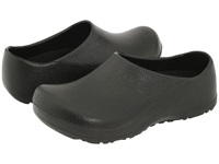 Professional Birki By Birkenstock Black Clog Shoes