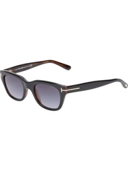 Tom Ford Tortoiseshell Sunglasses Black