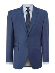 Corsivo Aristo Pindot Suit Jacket Blue