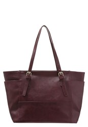 Anna Field Handbag Bordeaux