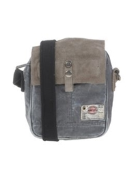 Replay Under Arm Bags Steel Grey