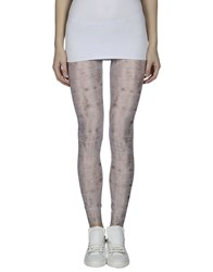 Patrizia Pepe Trousers Leggings Women Light Grey