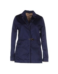 Fay Suits And Jackets Blazers Women Dark Blue
