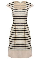 Patrizia Pepe Summer Dress Beige