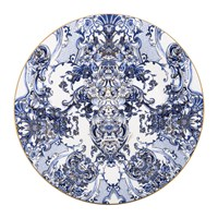 Roberto Cavalli Azulejos Charger Plate