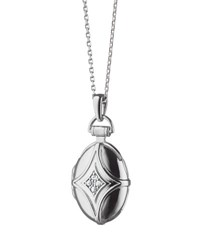 Monica Rich Kosann Petite Bridle Locket Necklace