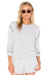 Project Social T Big Sur Sweater Grey