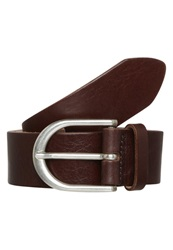 Vanzetti Belt Dark Brown