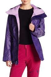 The North Face Lunashadow Insulated Jacket Purple