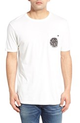 Men's Rip Curl 'Retro Heritage' Graphic Pocket Crewneck T Shirt