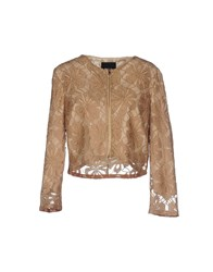 Siste's Siste' S Suits And Jackets Blazers Women Camel