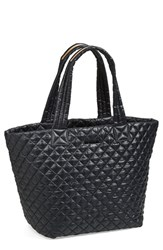 M Z Wallace Mz Wallace 'Medium Metro' Quilted Oxford Nylon Tote Black