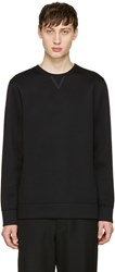 Helmut Lang Black Tape Detail Pullover