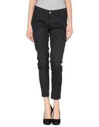 Phard Casual Pants Black