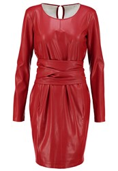 Patrizia Pepe Cocktail Dress Party Dress Sensual Red