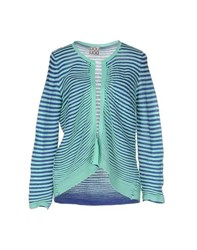 Douuod Knitwear Cardigans Women Light Green