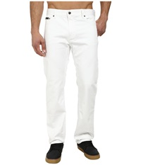 Nike Sb Lincoln Stretch Five Pocket Pant White Men's Casual Pants