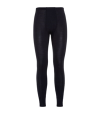 Hanro Woollen Silk Long Johns