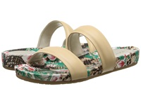 Tahari Playful Biscuit Tropical Women's Sandals Beige